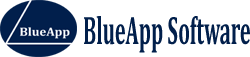 BlueApp Software Blog Logo
