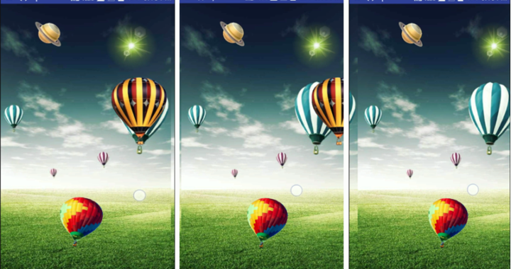 parallax for android