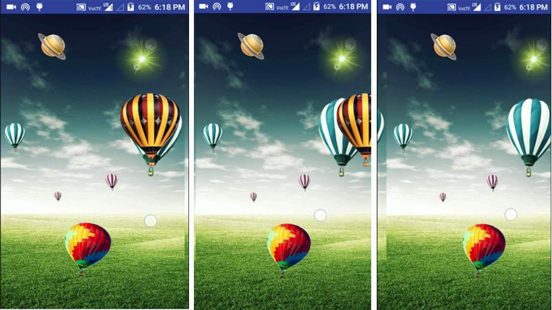 3d Parallax App