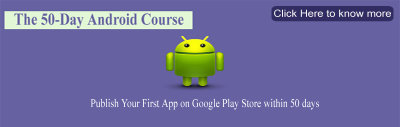 50 day android course