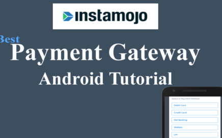 payment gateway instamojo android tutorial