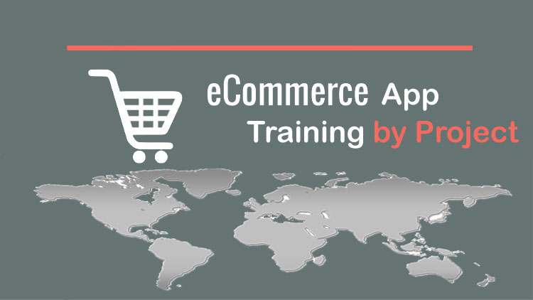 ecommerce android course training by projecct